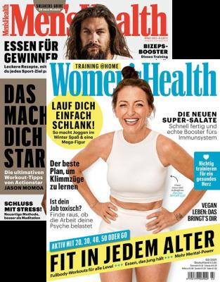 WOMEN'S HEALTH + MEN'S HEALTH